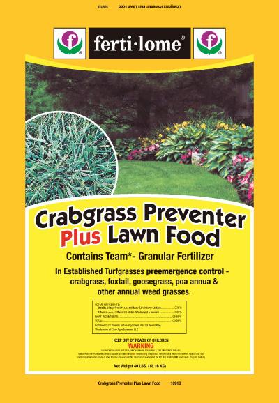4 step fertilizer program - Programme cuisine plus ...